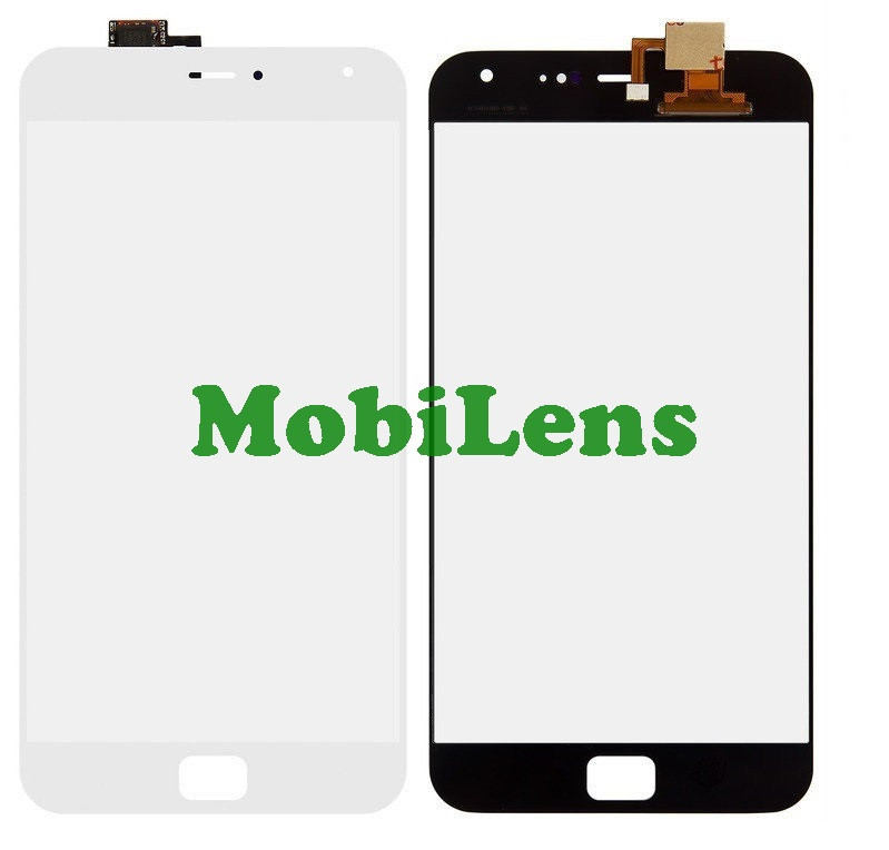 Meizu MX4 Pro, (5.5 дюймов), M462 Тачскрин (сенсор) белый