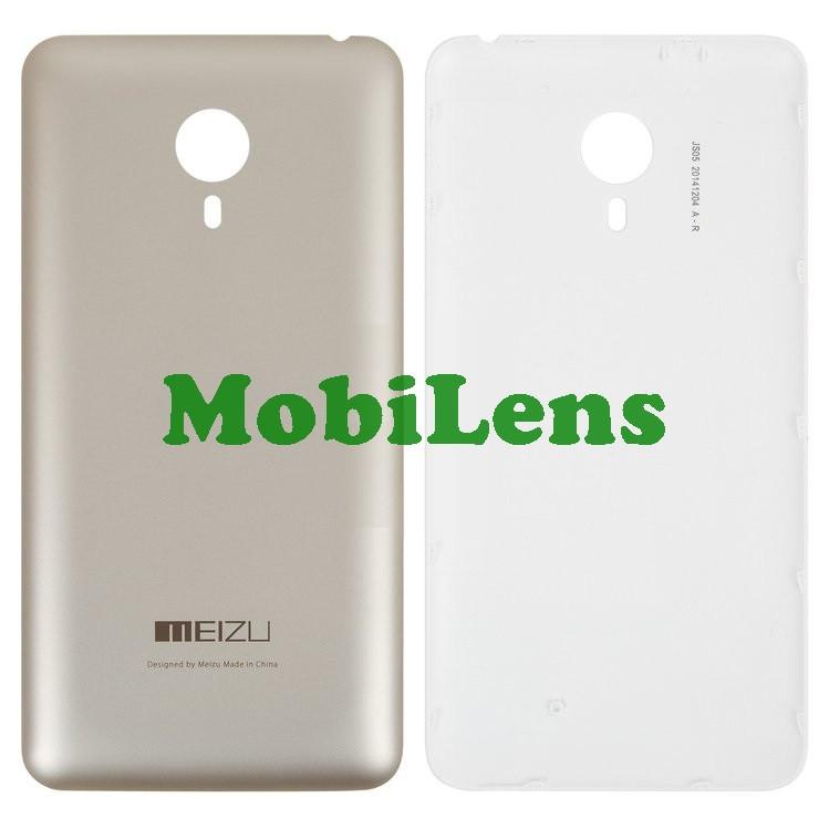 Meizu MX4 Pro, (5.5 дюймов), M462 Задняя крышка золотистая