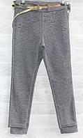 """Брюки подростковые шерстяные на поясе на девочку 8-12 лет """"SATIN"""" недорого от прямого поставщика"""