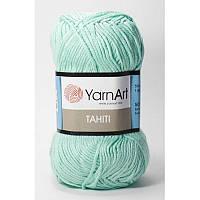 Yarnart Tahiti № 221 м'ята