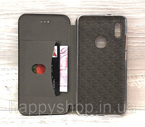 Чехол-книжка G-Case для Xiaomi Mi A2/Mi 6X (Черный), фото 2