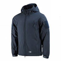 M-Tac куртка Soft Shell с подстежкой Dark Navy Blue