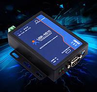 Перетворювач порту N510 RS232/485/422 в Ethernet, фото 1