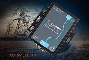 Преобразователь порта USR-M511 Modbus в Ethernet