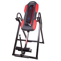Инверсионный стол InSportline Inverso Heaty + Тепловой Массажер