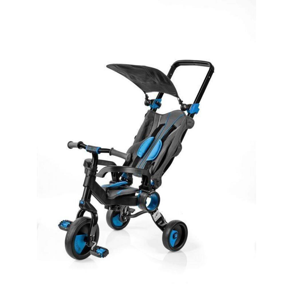 Детский велосипед Galileo Strollcycle Black Синий (GB-1002-B)