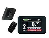 Дисплей LCD8S + USB 24; 36; 48В