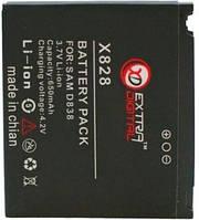 Батарея к мобильному телефону Extradigital Samsung SGH-X828, 650 mAh (BMS6340)