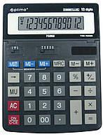 "Калькулятор ""Optima"" наст. 12роз. 200х150х27мм O75505"