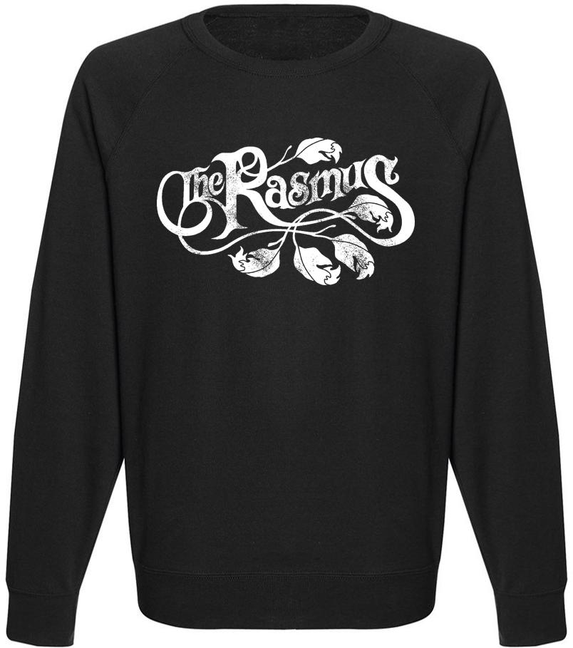 Свитшот The Rasmus - Leaf Logo (чёрный)