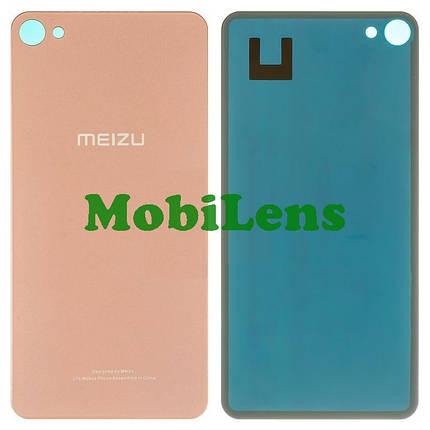 Meizu U20, U685H Задняя крышка розовая, фото 2