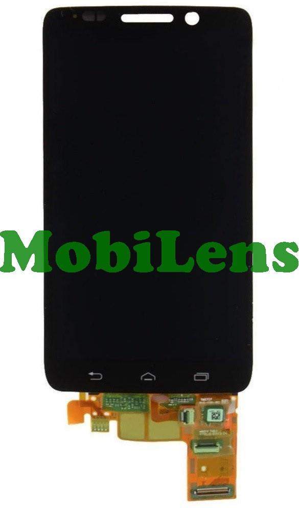 Motorola XT1030, Droid Mini Дисплей+тачскрин(модуль) черный