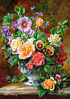 Пазл Сastorland на 500 элементов Цветы в вазе