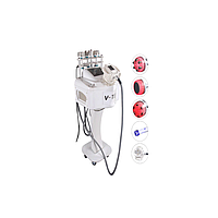 Апарат вакуумного кавітації D-016, Радіочастотний ліполіз, Біполярний РФ-ліфтинг, масаж по обличчю і тілу