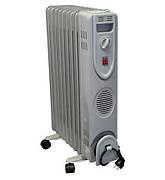 Масляний радіатор Grunhelm GR-0920 2000 Вт 9 секцій