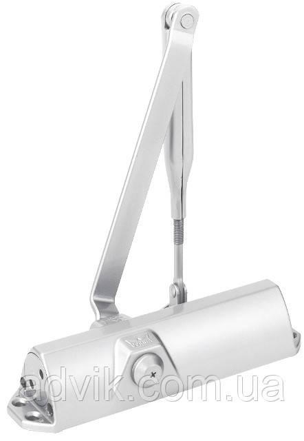 Доводчик Dorma TS 68 с рычажной тягой (белый)*