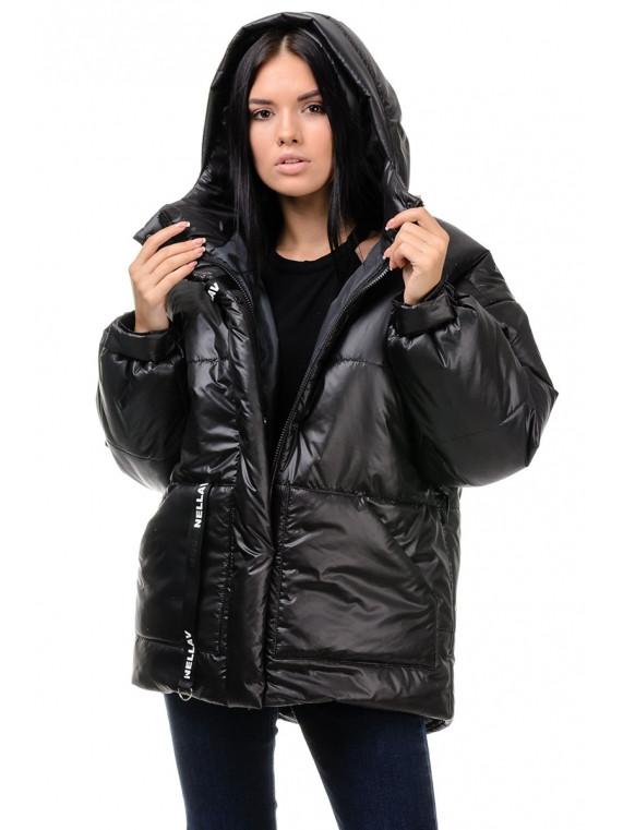 Куртка зимняя женская (чёрный)