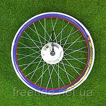"""Набор для переоборудование велосипеда в электровелосипед 24"""", фото 3"""