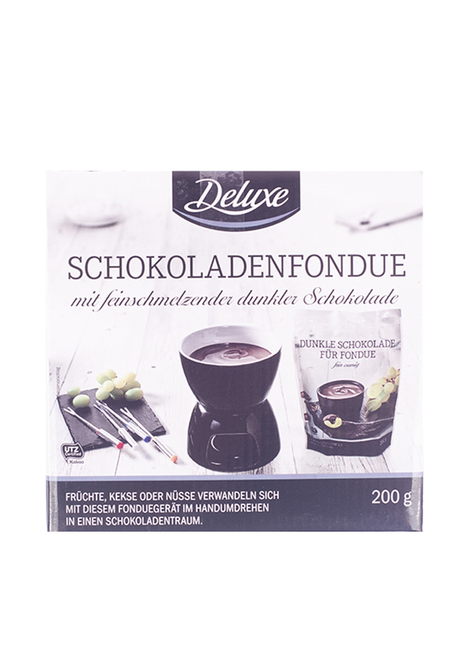 Шоколадное фондю Delyxe