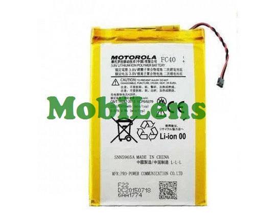 Motorola XT1540, FC40, XT1548, XT1550, XT1556 Аккумулятор, фото 2