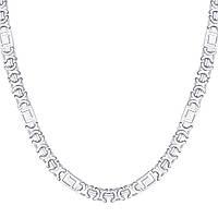 Серебряная цепочка ЕВРО ВЕРСАЧЕ 60 см, фото 1