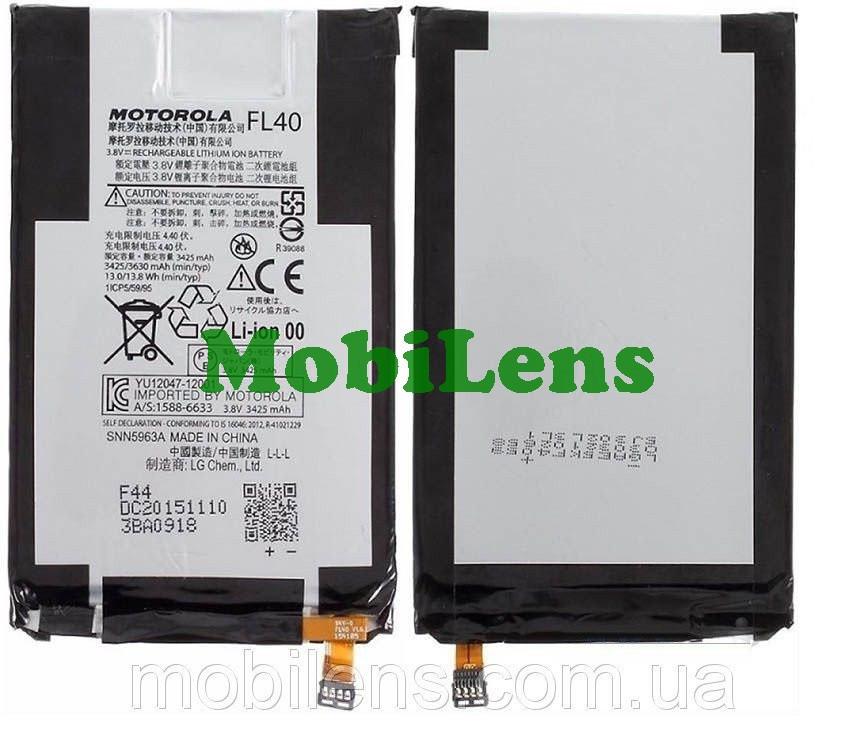 Motorola XT1562, FL40, XT1563, XT1561, XT1564 Moto X Play Аккумулятор