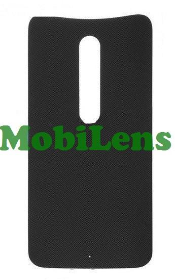 Motorola XT1572, XT1575, XT1570, Moto X Style, Moto X Pure Edition Задняя крышка черная