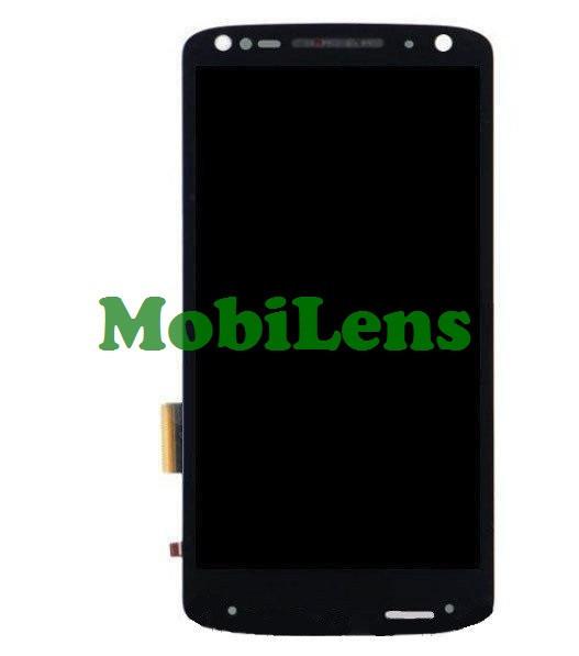 Motorola XT1585, XT1580, XT1581, Moto X Force, Droid 2 Turbo Дисплей+тачскрін(модуль) чорний