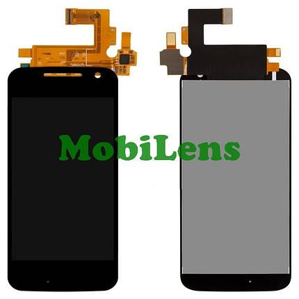 Motorola XT1622, XT1625, XT1620, XT1621, XT1624, XT1626 Moto G4 Дисплей+тачскрин(модуль) черный, фото 2