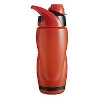 Бутылка Urban спортивная пластиковая, 650 мл, красная, от 10 шт