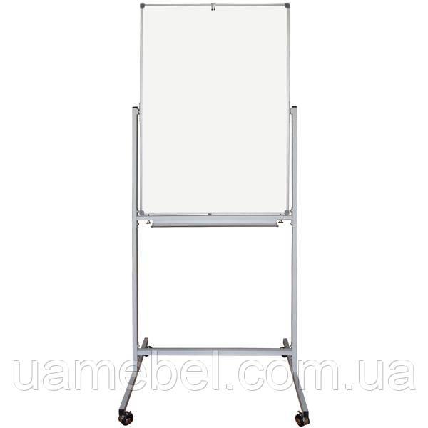 Флипчарт мобильный поворотный, 70х100 см, фото 1