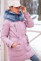 Зимняя куртка-парка для девушек, фото 1