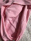 Нежно розовая кофта, свитшот с единорогом Турция, фото 5