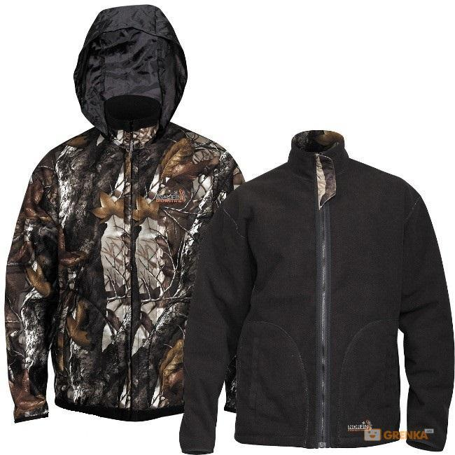 Куртка Norfin Hunting ThUnder Staidness/Black S