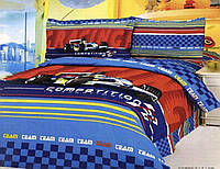 Комплект постельного белья Le Vele Competition сатин 220-160 см