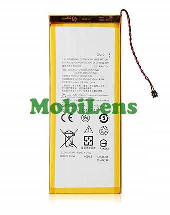 Motorola XT1641, GA40, XT1622, XT1625, XT1640, XT1642, XT1643, XT1644 Аккумулятор, фото 2