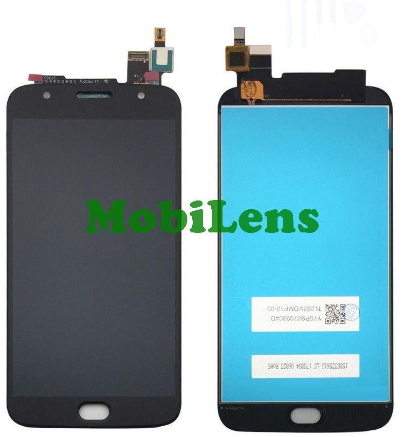 Motorola XT1805, Moto G5S Plus Дисплей+тачскрин(модуль) черный