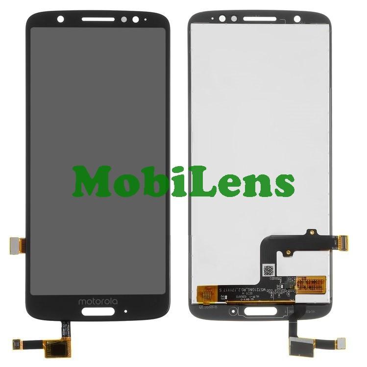 Motorola XT1925, Moto G6 Дисплей+тачскрин(модуль) черный
