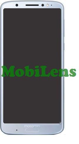 Motorola XT1926, Moto G6 Plus Дисплей+тачскрин(модуль) серебристый