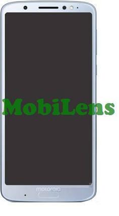 Motorola XT1926, Moto G6 Plus Дисплей+тачскрин(модуль) серебристый, фото 2