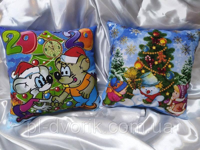 Готовим подарки в Новому Году заранее 🎄🎄🎄 Светящая подушка! 🎁🎁Цена 95 грн 🎁🎁 Светится в темноте!!! Необ