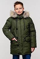 Красивая детская куртка на зиму