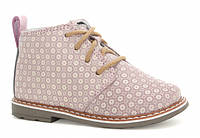 Ботинки для девочки демисезонные (20-26)р (Бартек)Bartek Польша пудра W-81852-5/GAI