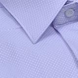 Сорочка чоловіча, приталена (Slim Fit), з довгим рукавом Birindelli 16-85 80% бавовна 20% поліестер M(Р), фото 2