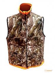 Жилет двусторонний Norfin Huntingh Reversable Vest Passion Orange XXL