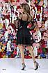Платье вечернее красивое длинный рукав гипюр+подкладка 42,44,46, фото 5