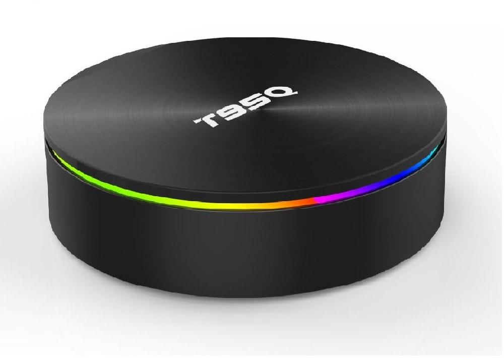 T95Q 4/64 | S905X2 | Smart TV Box | DDR4 | Смарт ТВ Приставка (+ налаштування)