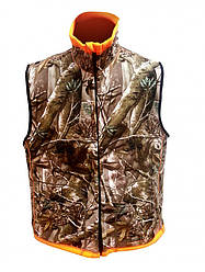Жилет двусторонний Norfin Huntingh Reversable Vest Passion Orange M