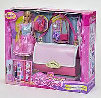 Кукла с гардеробом мечты 99046