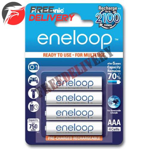 4x Аккумулятор Panasonic Eneloop AAA 800 Япония
